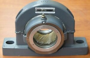 Cooper Split Pillow Block Roller Bearing 3 100bcp215grat P03 Housing