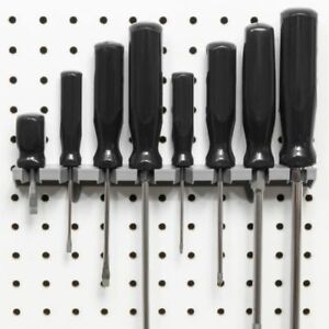 Ernst 5350 V Slot 8 Tool Screwdriver Organizer Usa Lot Of 6