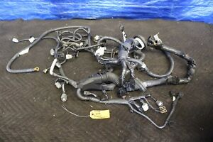 2010 Nissan Gt R R35 Vr38 Awd Oem Engine Charge Wire Harness Gr6 1149