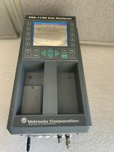 Vetronix Pxa 1100 Gas Analyzer Product No 02002034