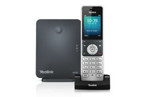 Yealink Yea w60p Dect Ip Phone Package W60b And W56h