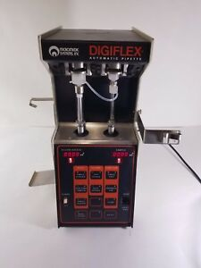 Micromedic Digiflex Icn Automatic Pipette Dual Chanel Syringe Pump 33010