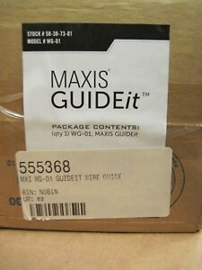Maxis Wg 01 Guideit Mxi wg 01 Wire Cable Puller Kit Simpull Guide Circuit Router
