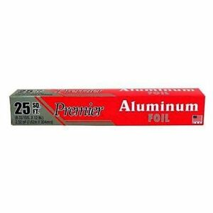 Premier Aluminum Foil 12x25ft Case Pack 35