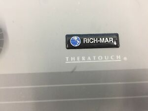 Rich mar Theratouch 3 3 Medical 60 Thera Touch Richmar Parts Only