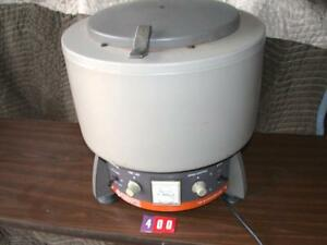 Damon Iec Hn s Centrifuge With 958 Rotor Tested Working Nice