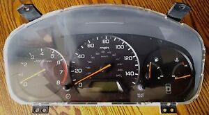 1998 1999 2000 2001 Honda Accord Speedometer Cluster Works Perfectly