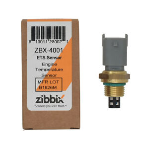 Zibbix Ait Air Intake Temperature Sensor For 03 10 6 0l Powerstroke