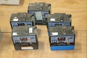 Lot Of 5 Gilian Gilair Personal Air Samplers