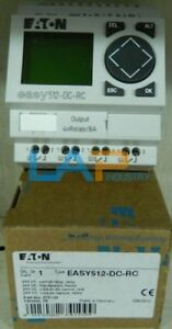New For Eaton Moeller Control Relay Easy512 dc rc