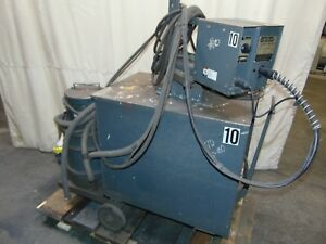 Lincoln Idealarc 400 Amp Mig Welder 0 080 Wire Feeder And Smoke Exhaust