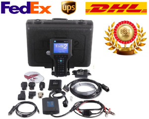 Tech2 Ii Scanner With Candi Module For Gm saab opel suzuki isuzu holden Free Dhl