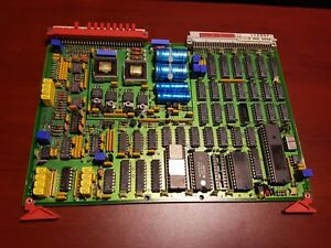 Philips Xray Diffractometer Pw1830 Position Control Pcb Board 4022 332 8526