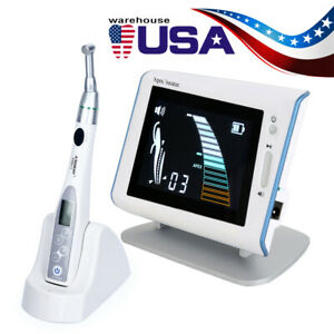 Dental Endo Motor Endodontic Treatment Cordless Handpiece apex Locator Wireless