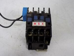 Toshiba Magnetic Contactor C11j