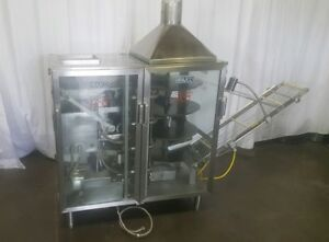 Be sco Commercial Automatic Tortilla Making Machine Oven Tortilla With Manual