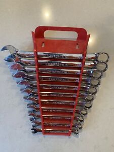 Craftsman Professional Sae Wrench Set Usa 11 Piece