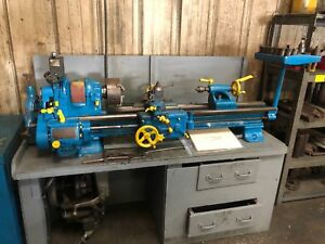Southbend 187rn 10 X 33 Engine Lathe 1 3 8 Bore gmt 1753