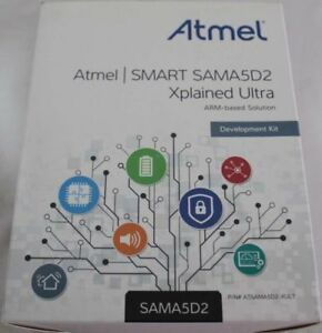 Atmel Smart Sama5d2 Xplained Ultra Evaluation Development Kit Sama5d2 xult