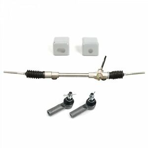 Mii Pinto Manual Rack And Pinion Conversion Kit Streets Rods Muscle Cars