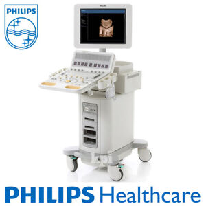Rev 3 0 Philips Hd15 Ultrasound System Machine W Shared Service S5 2 L12 3