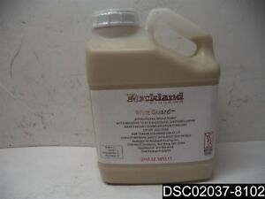 Rockland Flooring Wax Guard 80509 1 Gallon