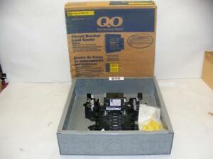 Nos Square D Qo112m100 Qo Indoor Circuit Breaker Load Center