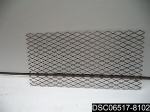 Qty 3 National N215 798 Sheet Expanded Steel 24 X 12 13 Gauge 3 4 Grid