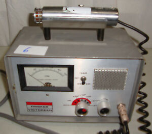 Victoreen 495 Radiation Survey Meter