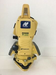 Topcon Gts 235w Total Station With Hard Case