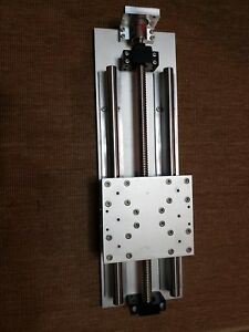 300mm Linear Stages Module For Cnc Precision Workstations Engraving Cnc Part