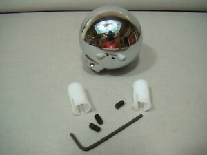Chrome Pool Ball Shifter Knob Chrome Shifter Knob Chrome Shifter Handle Custom