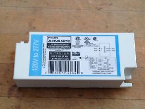 Philips 120 277v Led Electronic Driver Ballast Le Te Dimmable 20w Box Of 48