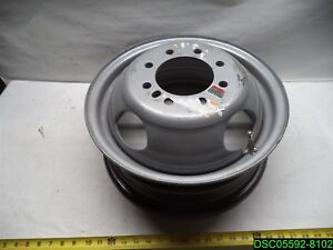 Wheel Rim 16 8 Lug On 6 5 C c 16x6l Used