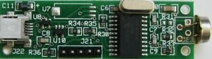 Infrared Ambient Temperature Sensors To Usb Output