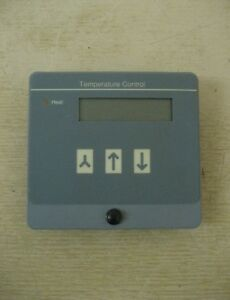 Forma Scientific 190877 Steri cult Co2 Incubator Temperature Control Panel Used