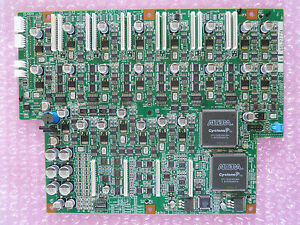 New Carriage Pc Board Hp Designjet 9000s 10000s Q6665 60048 Seiko Colorpainter