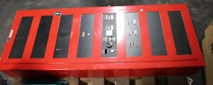 Simplex Fire Alarm System Type 4208 Control Cabinet