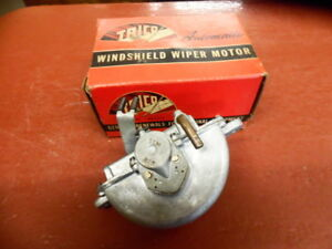 1941 Chevrolet Master Special Deluxe Trico Wiper Motor Nos Closed Convertible