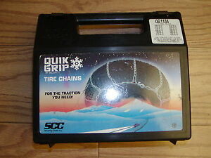 Tire Snow Chains Security Qg1134 235 40 17 225 45 17 225 50 17 215 40 18