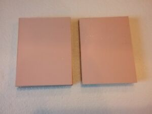 50 Pcs Copper Clad Circuit Board Laminate Fr 4 030 1 2 Oz Double Sided 4x6
