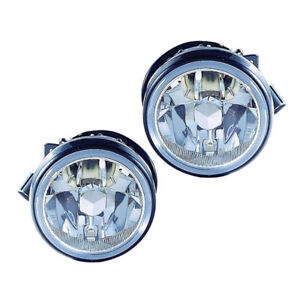 Fits 98 02 Accord Driving Fog Light Lamp Left Right Side Set Pair Dot Sae