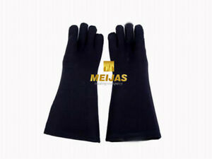 New X ray Imported Flexible Material Protective Lead Gloves 0 5mmpb Blue Hnm