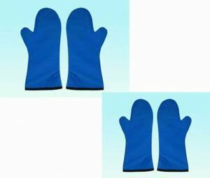 Sanyi Super flexible X ray Protection Protective Glove 0 5mmpb Blue Fc14 Hnm