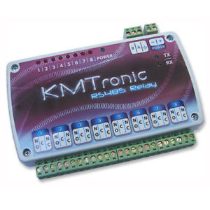Kmtronic Rs485 8 Channel Relay Board controller