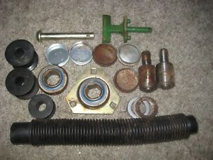 John Deere 7000 Series Planter Parts New with Dry Storage Rust