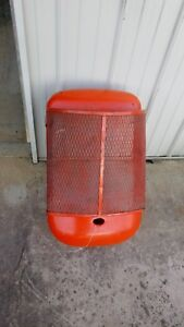 Allis Chalmers B C Tractor Ac Front Nose Cone Grill Nice