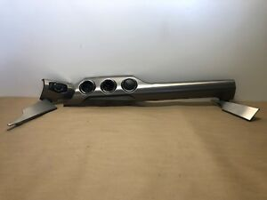 2015 2017 Ford Mustang Gt 5 0 Aluminum Interior Dash Trim Set Oem
