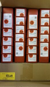 100 Pack Kendall Sharps Container Biohazard Needle Disposal 1 Qt Size Tattoo