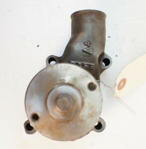 Forklift Waterpump1 Daewoo White Hercules G1600 Engine Cat 1404